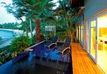 Villages vacances Bo Phut - Replay Pool Villa Beachfront Samui-3