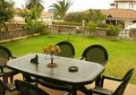 Location vacances La Orotava - Holiday Home Casa Buganvillas-4