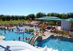 Camping avec Parc aquatique / toboggans Allonnes - Airotel Camping La Roche Posay Vacances-1