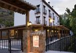 Location vacances Cortijos Nuevos - Refugio del Segura-3