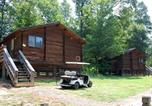 Villages vacances Concord - Forest Lake Camping Resort Cabin 13-1