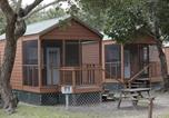 Villages vacances Key Biscayne - Miami Everglades Camping Resort Studio Lodge 11-1