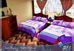 Location vacances Quito - Hostal Marsella-2