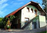 Location vacances Novo Mesto - Vineyard Cottages Dolenjska I-2