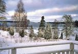 Location vacances Eksjö - Holiday home Späckavad Flisby-1