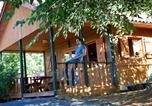 Camping avec Parc aquatique / toboggans La Roque-Gageac - Domaine de Loisirs Le Montant-4