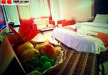 Hôtel Blitar - Grand City Hotel-3
