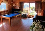Location vacances Mieussy - Maison d'hôtes Chalet L'Envala-4