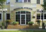 Hôtel Bartoszyce - Hotelik Atelier-1