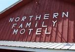Hôtel Cornwall - Northern Family Motel-3