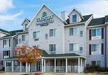 Hôtel Le Roy - Country Inn & Suites By Carlson Bloomington-Normal Airport-4