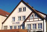 Hôtel Albstadt - Gästehaus Stelle-1