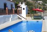 Location vacances Canillas de Aceituno - Casa Pilar-1