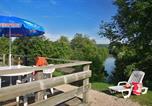 Camping avec WIFI Pont-de-Poitte - Camping Domaine de l'Epinette-4