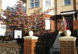 Location vacances Eastbourne - The Cherry Tree Guest House-3