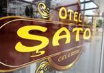Hôtel Çağlayan - Sato Hotel-2