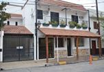 Hôtel Salta - Antigal Hotel-4