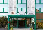 Hôtel Chevilly-Larue - B&B Hôtel Orly Rungis Aéroport-4