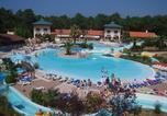 Camping avec Spa & balnéo Biarritz - Kel Air Vacance sur camping Sylvamar-1