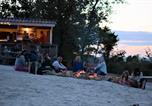 Camping 4 étoiles Sainte-Colombe-de-Villeneuve - La Parenthèse - Camping Les Ormes-3