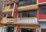 Location vacances Huaraz - Hostal Tany-4