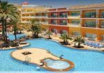 Hôtel Aguadulce - Mediterráneo Park-1