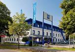 Hôtel Hohen Neuendorf - ibis budget Berlin Hennigsdorf-1