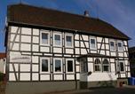 Location vacances Haverlah - Mein Landhaus - Grosse Ferienwohnung-1