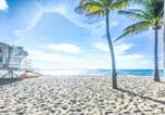 Location vacances Lauderdale-by-the-Sea - Beachside Oasis: 5 Min Walk To Beach. Heated Pool. Hot Tub-2