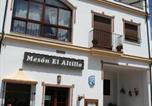 Location vacances Benaoján - Apartamentos Sierra del Hacho-1