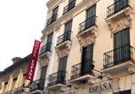 Hôtel Cabanillas del Campo - Hotel España-1