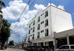Hôtel Cozumel - Buvar Dive Hostel and School-1