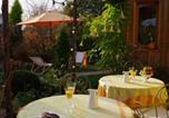 Location vacances Parentis-en-Born - Maison Au Jardin-2