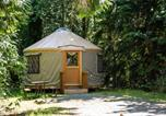 Villages vacances Cle Elum - Tall Chief Camping Resort Yurt 6-1