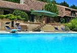 Location vacances Saint-Laurent-des-Hommes - La Metairie en Périgord-2