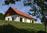 Location vacances Dačice - Penzion Za Vsí-4