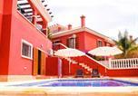 Location vacances Finestrat - Casa Vola-1