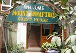 Location vacances Kathmandu - Mount Annapurna Guest House-1