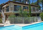 Location vacances Carcans - Holiday Home Point du jour-1