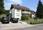 Location vacances Bad Sachsa - Gästehaus Fahlbusch-1