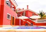 Location vacances Finestrat - Casa Vola-3
