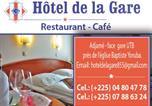 Hôtel Côte d'Ivoire - Hotel de la Gare-1