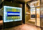 Hôtel Matsumoto - Super Hotel Matsumoto Tennenonsen-3