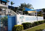 Hôtel Broadbeach - Broadbeach Central Holiday Units-4
