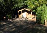 Camping avec Piscine couverte / chauffée États-Unis - Mount Hood Village Standard Cabin 14-2