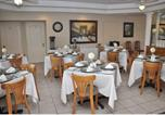 Location vacances Bellville - Bell Rosen Guesthouse & Conference Centre-4