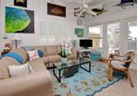 Location vacances Belleair Beach - Beachfront Dream - Four Bedroom Home-2