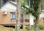 Villages vacances Jerantut - Lake Chini Resort-4