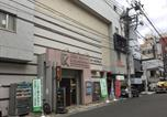 Hôtel Sendai - Sauna & Capsule Cure Kokubuncho-1
