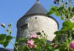 Location vacances Sainte-Marie-du-Mont - Le Manoir De Juganville-2